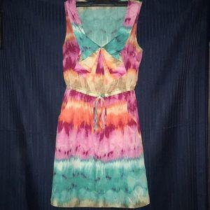 Bebop colorful sundress size small